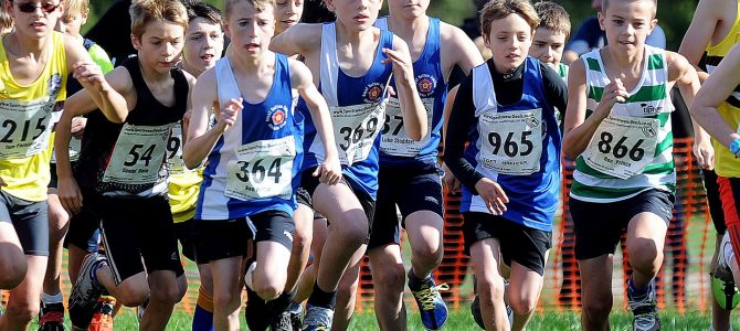 Prehranska dopolnila za mlade športnike