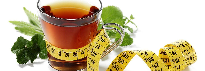 9 zeliščnih čajev, ki topijo kilograme